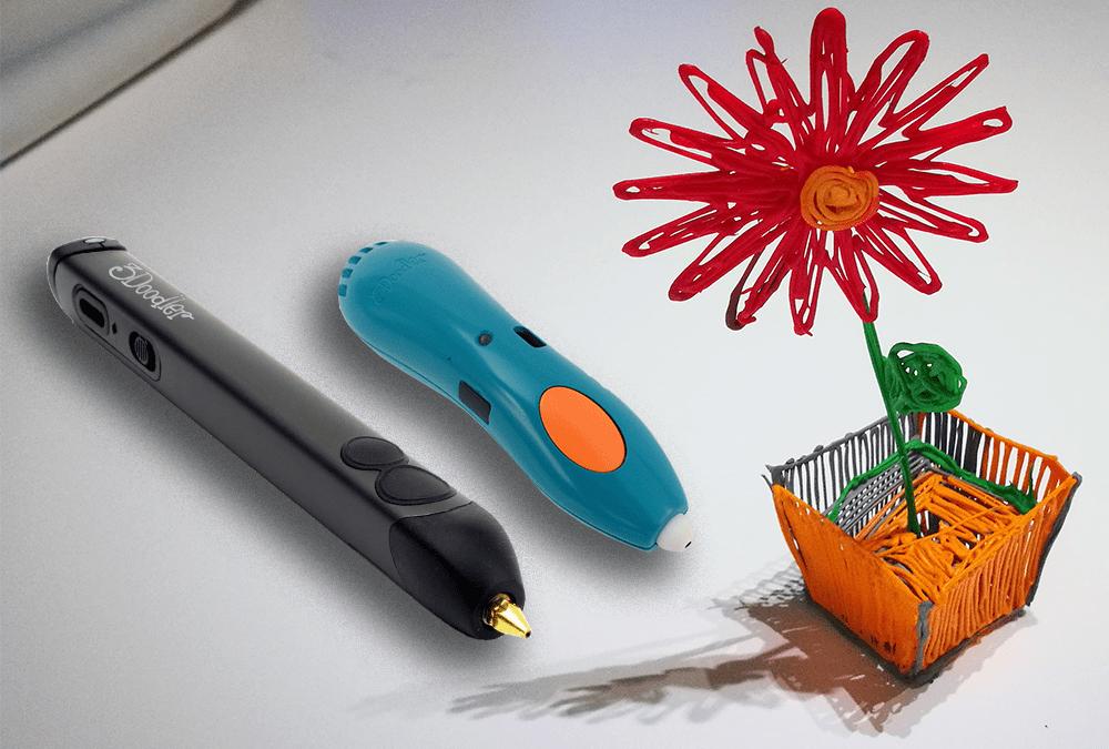 Bolígrafo 3D para dibujar en el aire