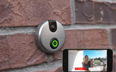 Skybell HD: timbre inteligente.Contesta desde tu smartphone cuando llamen a tu puerta