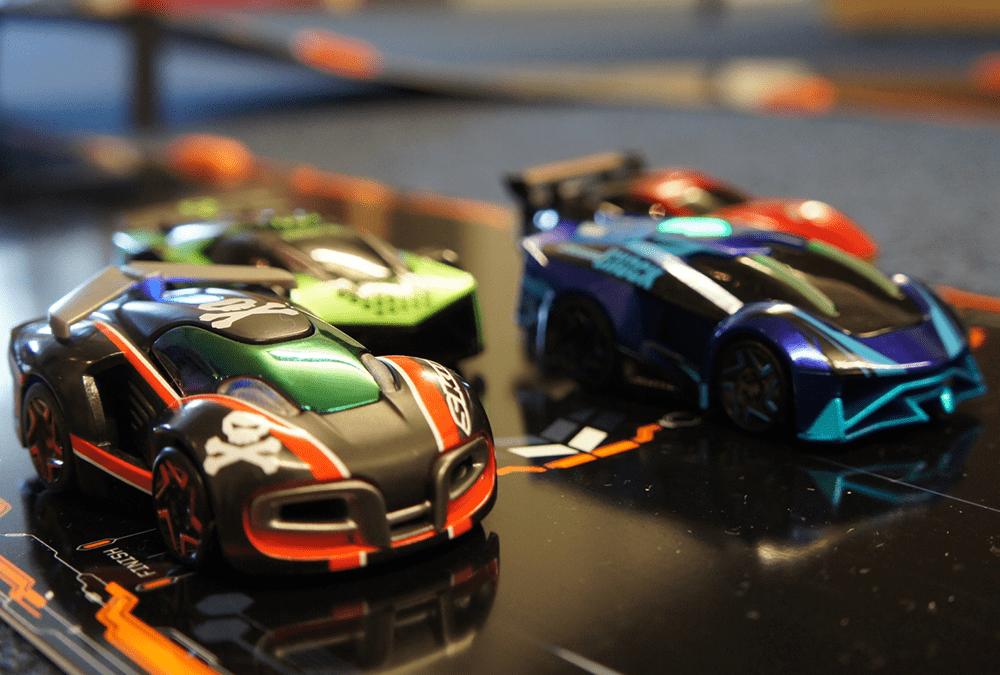 Anki Overdrive: carreras de coches 2.0