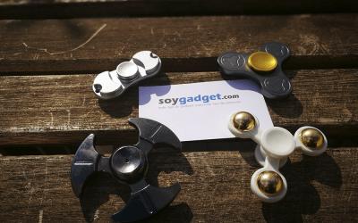 ¿Cual es el fidget spinner más rápido?