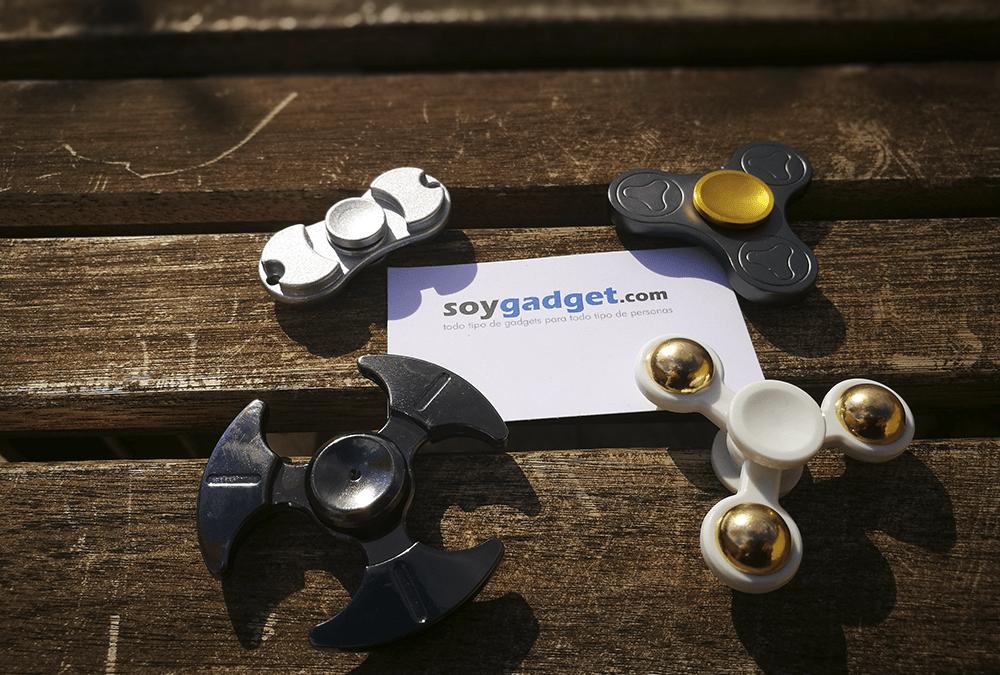 Fidger Spinners testados