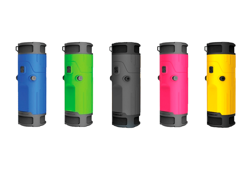 Altavoces bluetooth Boombottle