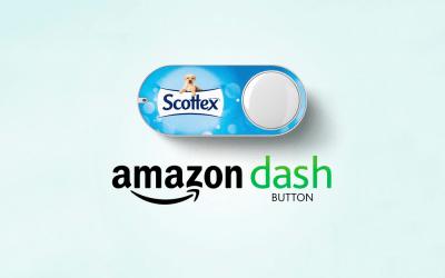 ¿Necesitas un producto?, ¡pulsa tu Amazon Dash Button!