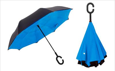 Suprella Pro, el paraguas de cierre inverso