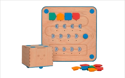 Cubetto, programar es un juego de niños