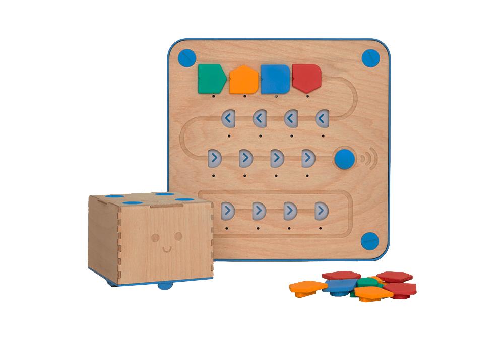 Cubetto, programación para niños
