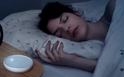 Dodow: descubre como dormir como un bebé