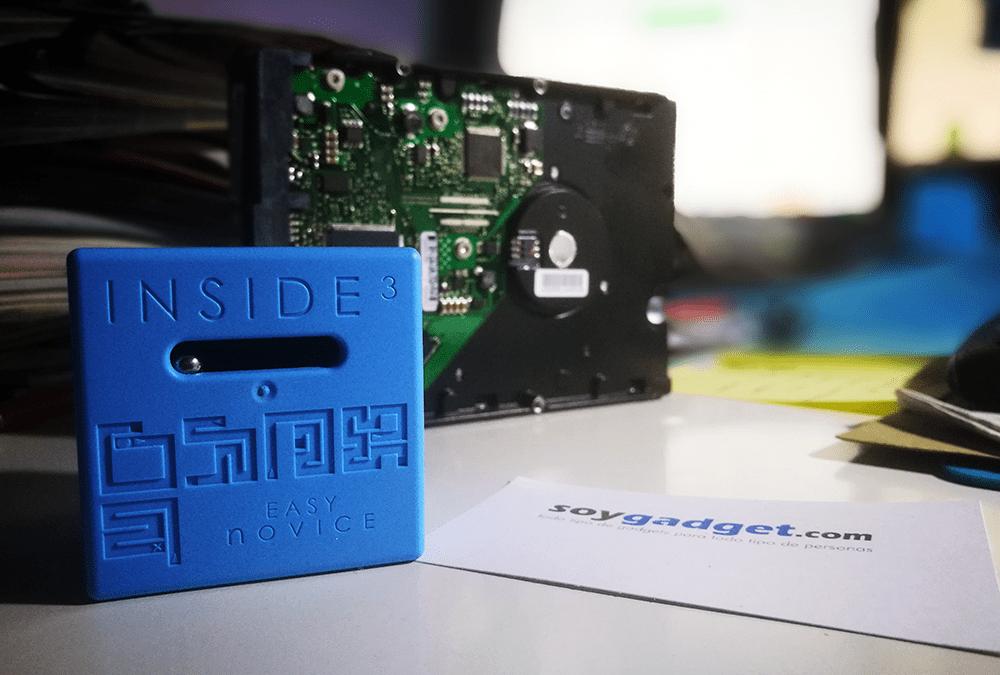 Cubo Inside 3 el nuevo juego de ingenio