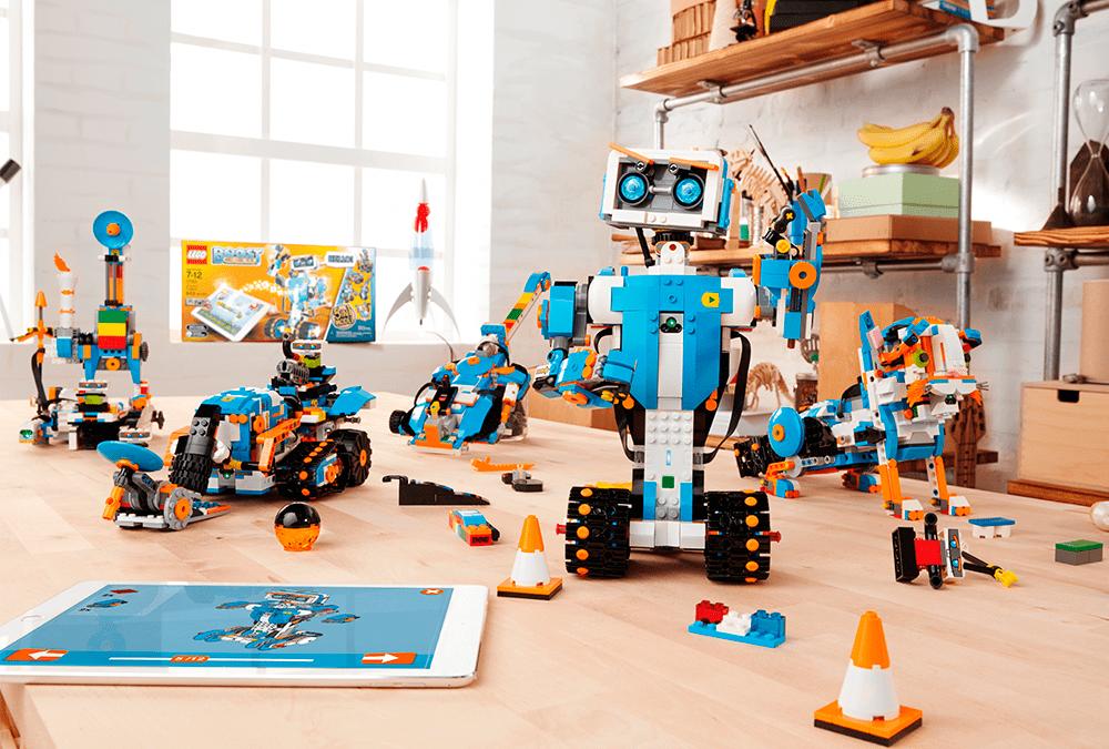 Lego Boost, construye, programa y juega