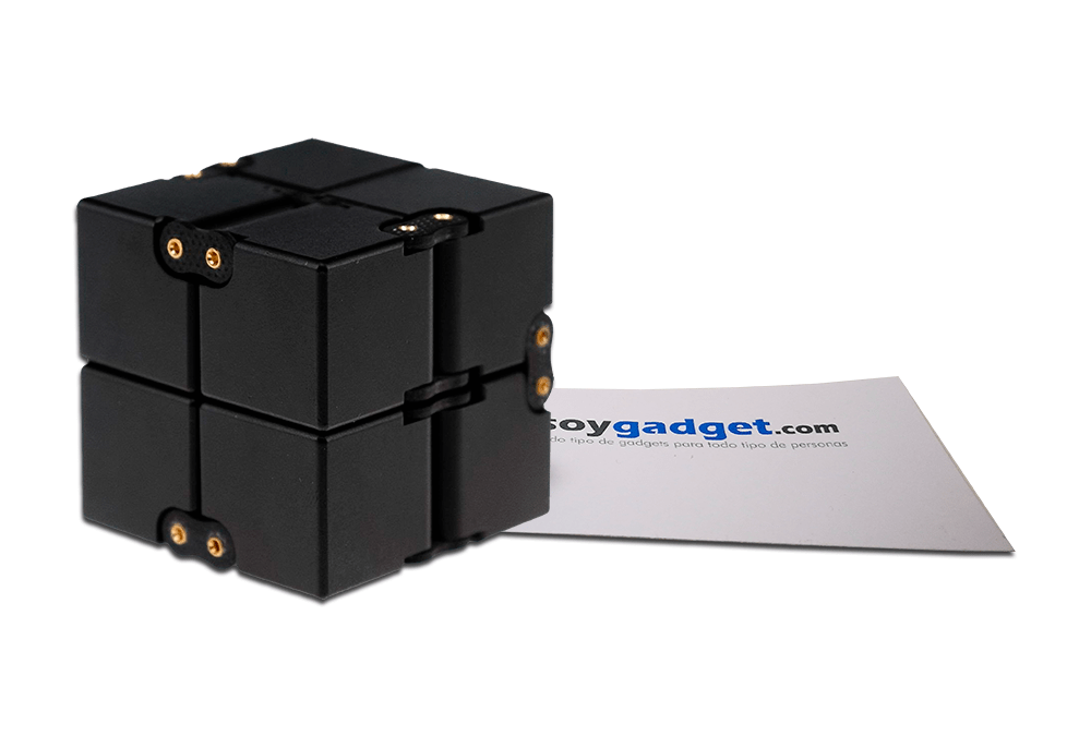 Infinity Cube, ¿el sustituto del spinner?