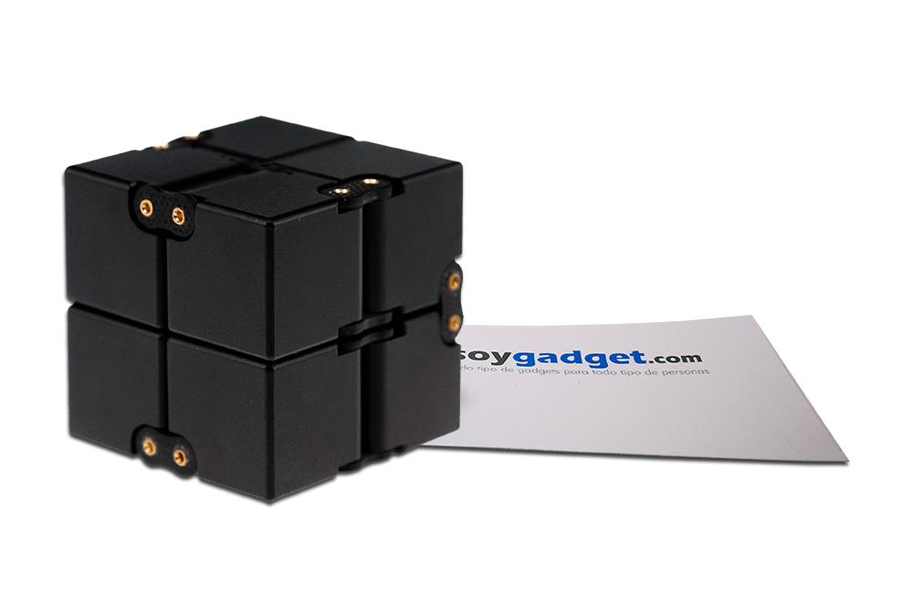 Infinity Cube negro