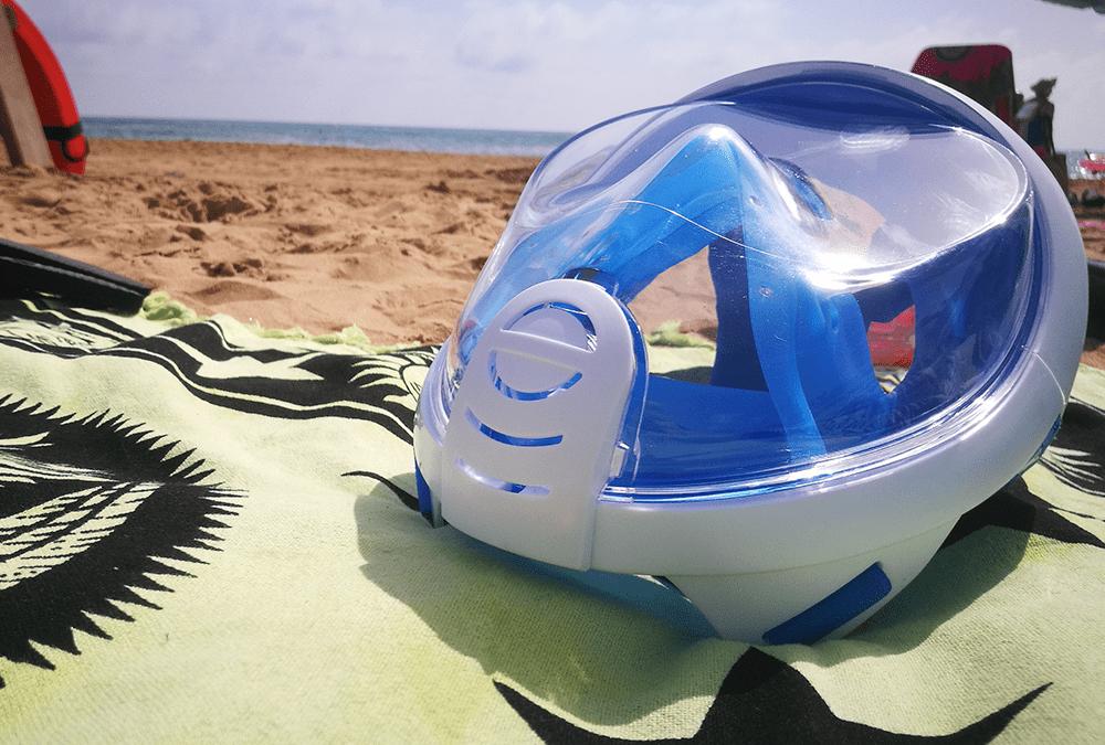 Máscara Subea Easybreath: el snorkel fácil