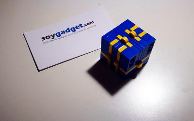 Monta tu propio Infinity Cube con Lego