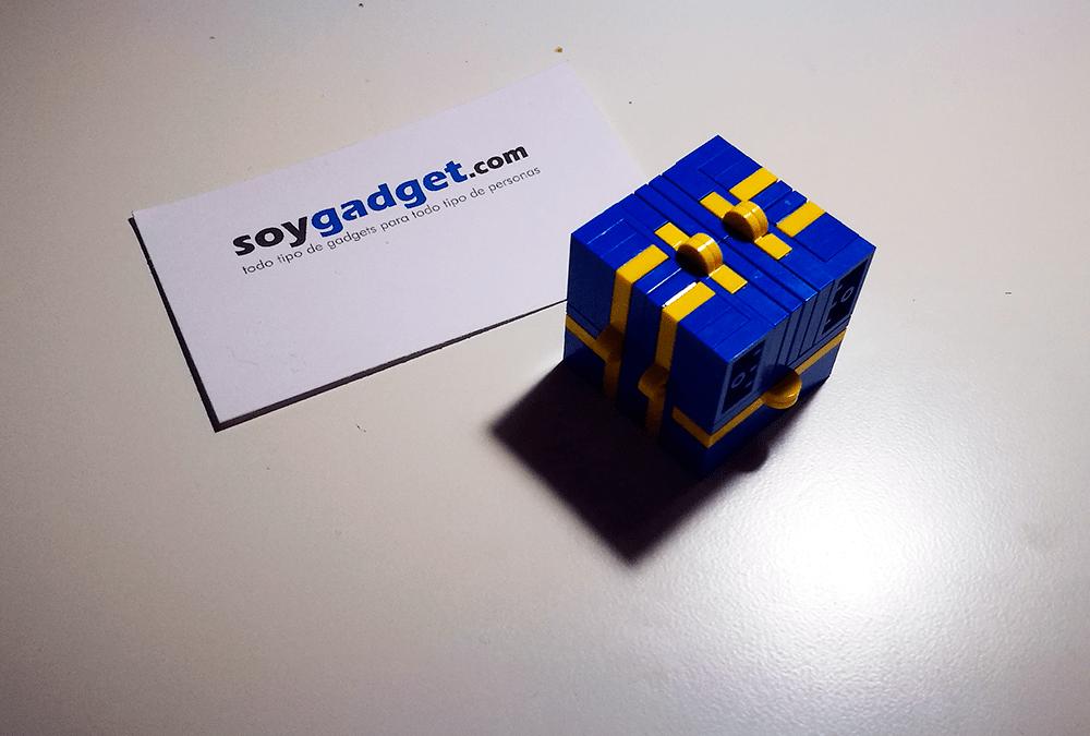 Infinity Cube con LEGO