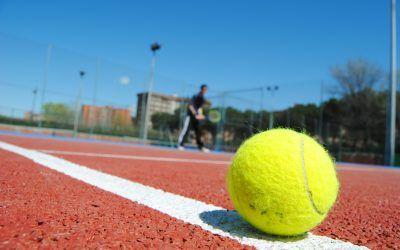 Pelotas de tenis siempre nuevas