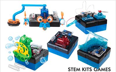 Stem Kit Games: la formación más divertida