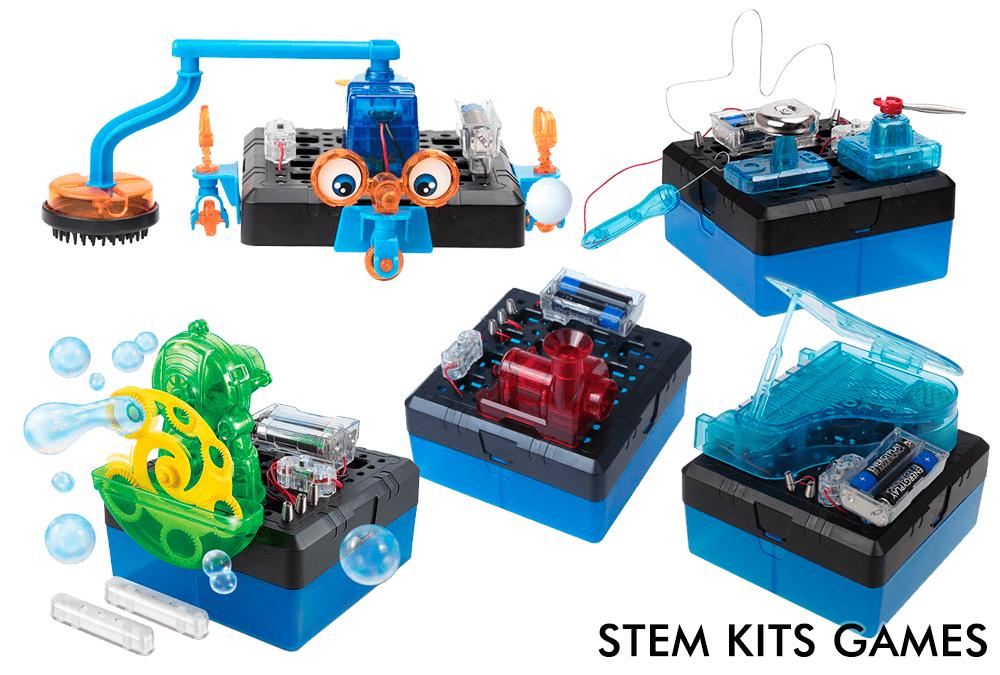 Stem Kits Games de Juguetrónica