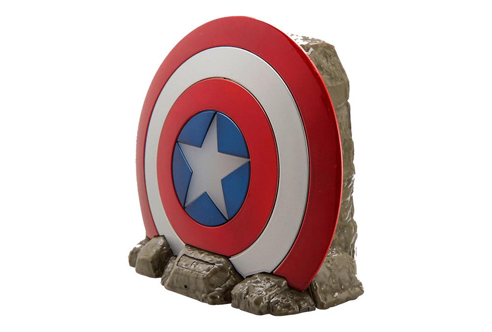 Escudo Capitán América es el primero de los 5 gadgets para regalar por menos de 150€