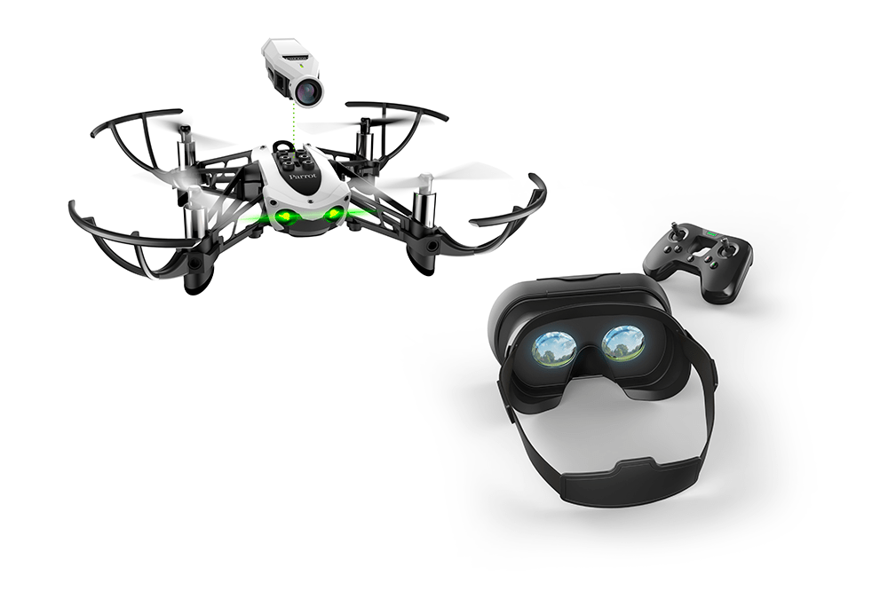 Parrot Mambo FPV es el último gadget de los 5 gadgets para regalar por menos de 150€