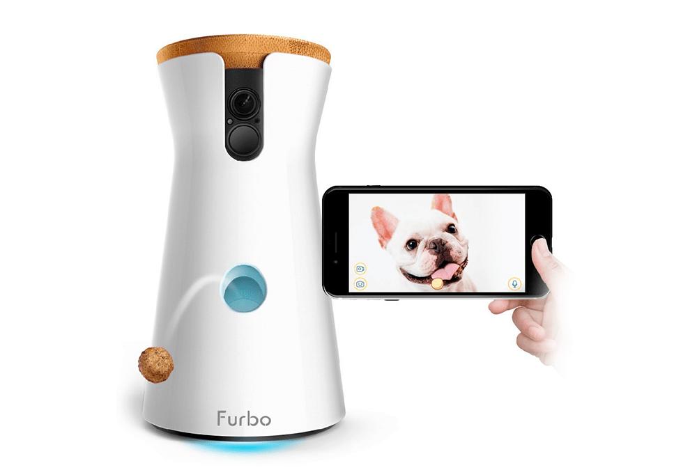 Furbo es el primero de los 5 gadgets para regalar por menos de 300€