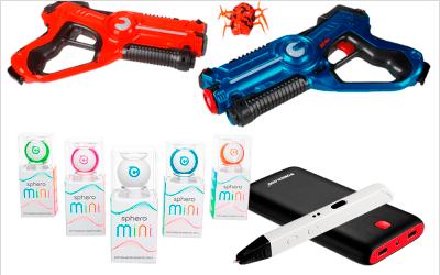 Los mejores 5 gadgets para regalar por menos de 60€