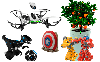 Los mejores5 gadgets para regalar por menos de 150€