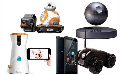 Los mejores 5 gadgets para regalar por menos de 300€