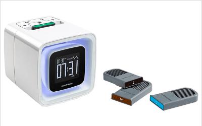 Despertador aromático Sensorwake 2: despierta en buen ambiente
