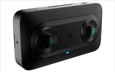 Xiaomi y Google colaboran para fabricar la nueva Yi Horizon VR180