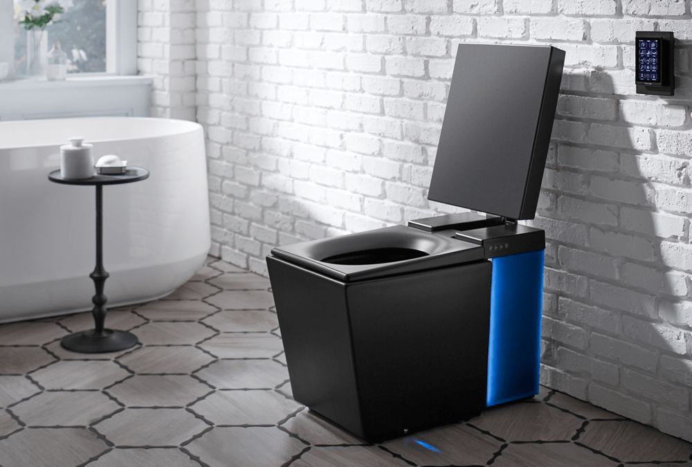 Numi Intelligent Toilet: el retrete más tech