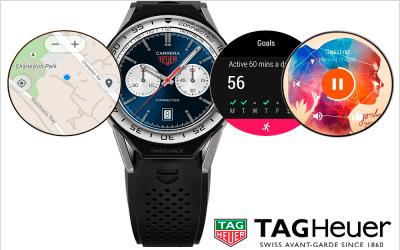 TAG Heuer: un clásico reconvertidoen smartwatch