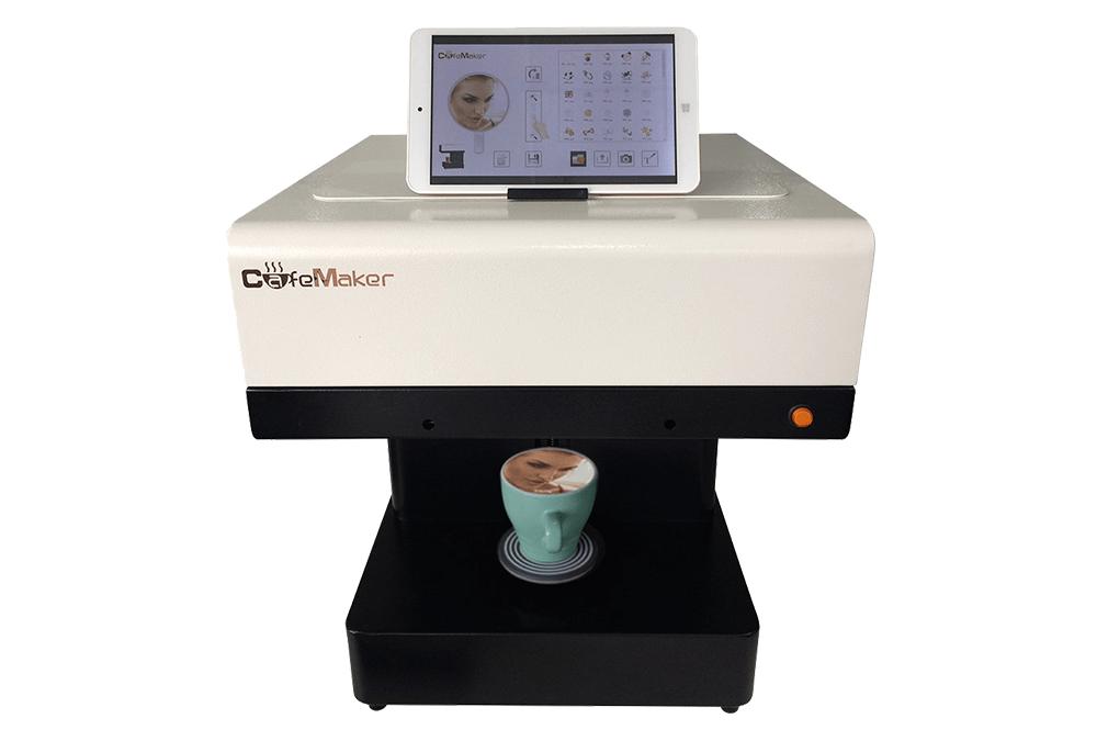 Impresora Selfieccino: CafeMaker