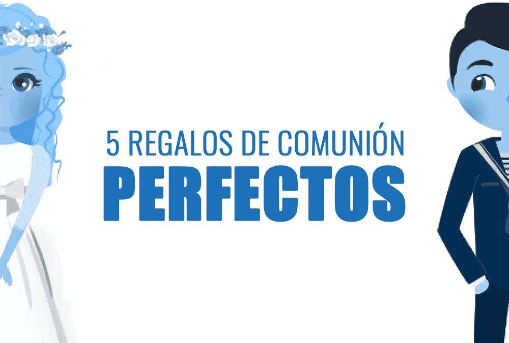 5 regalos de comunión ¡perfectos!