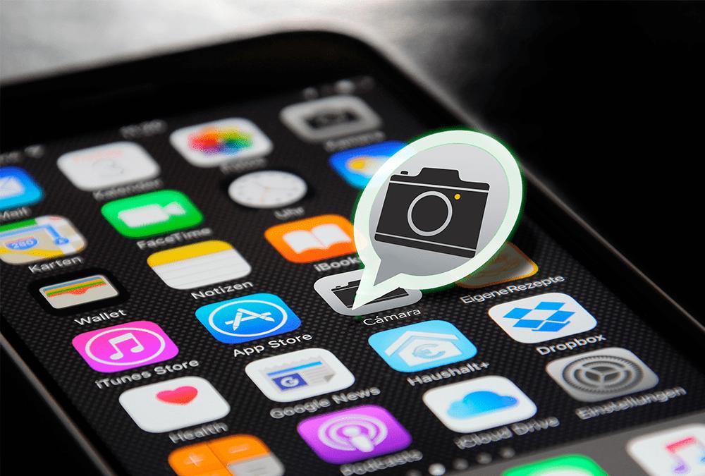 Un smartphone y una app. Ya tienes sistema de vigilancia