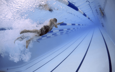 Respiración avanzada para natación con Powerbreather