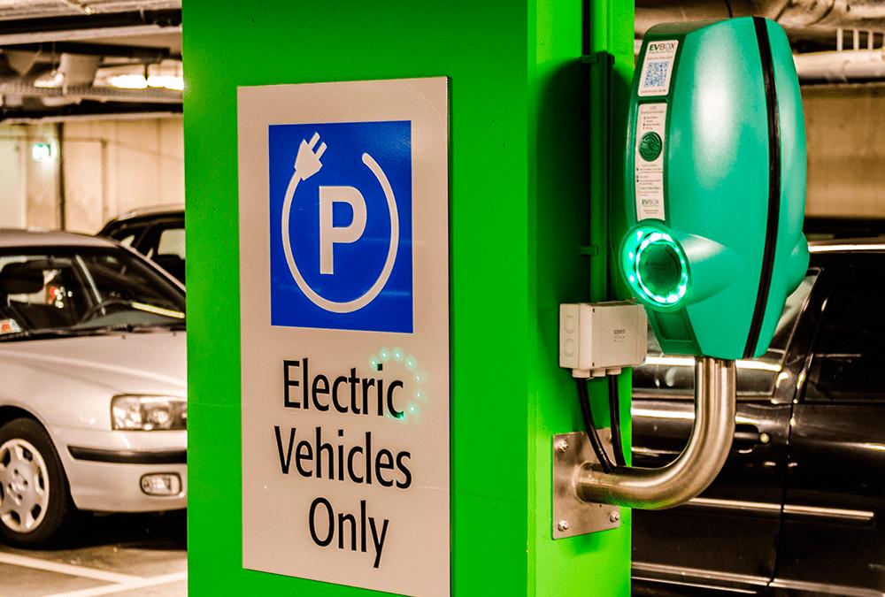 Cargador para vehículos eléctricos