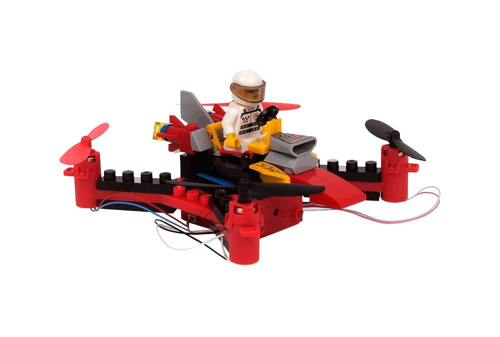 Juguetrónica Brickdrone