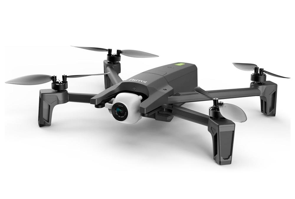 Anafi: más que un drone, una cámara 4K HDR voladora