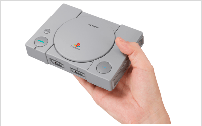 Sony PlayStation Classic, vuelve la leyenda