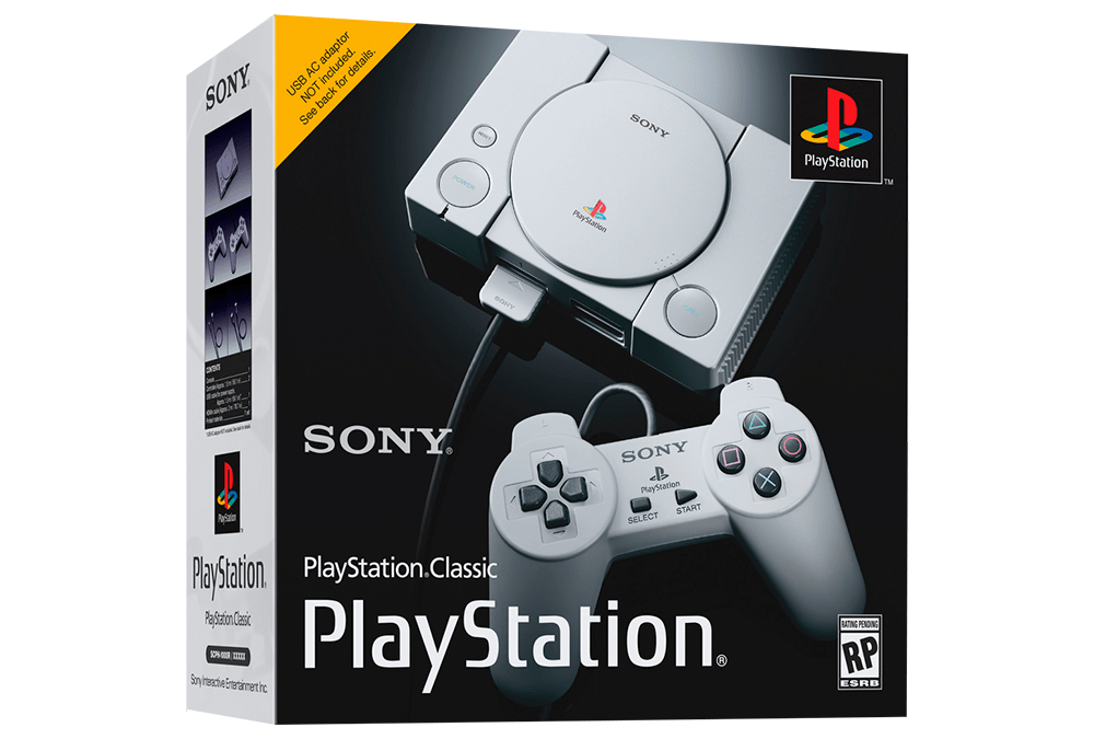 Sony PlayStation Classic 2018