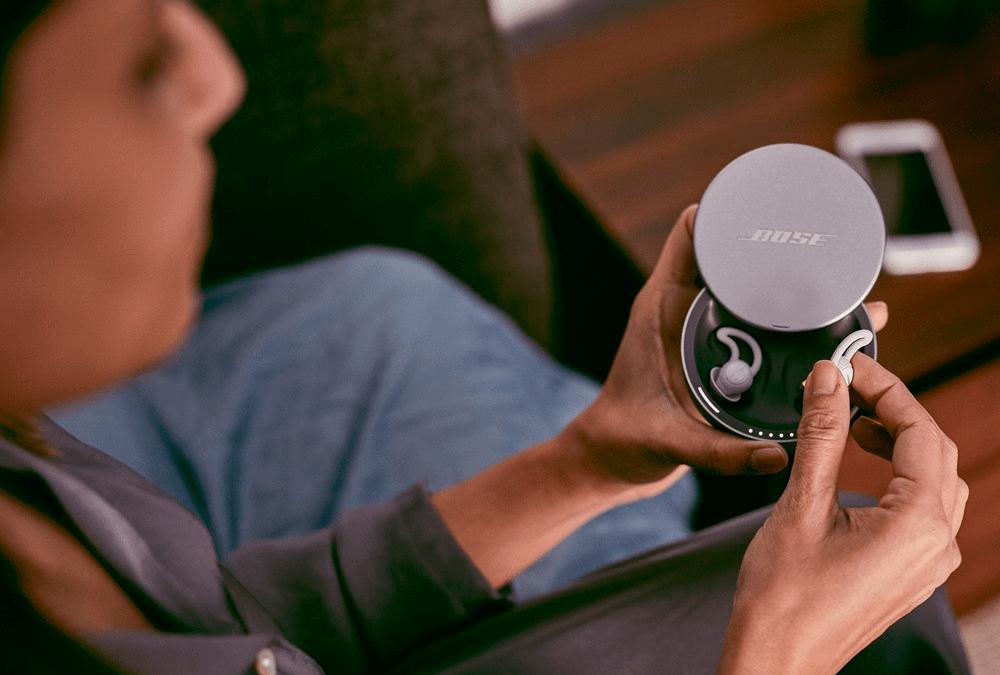 Bose Sleepbuds te ayudan a dormir y descansar