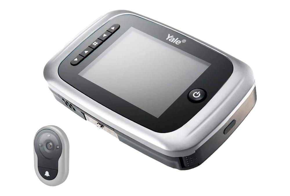 Gadget de seguridad - Mirilla digital grabadora