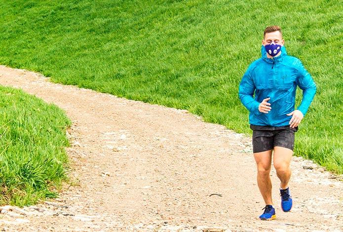 MAscarillas deportivas para protegerte de virus