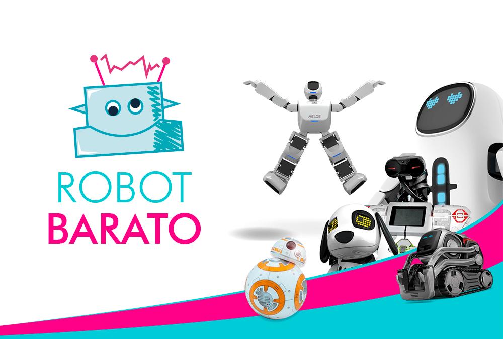 La web definitiva para encontrar el robot barato que buscas