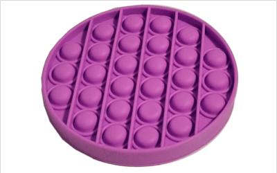 Pop-it el nuevo fidget antiestrés sensorial
